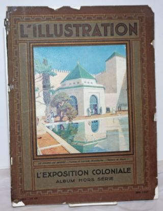 Exposition Coloniale Internationale de Paris 1931 [titlepage] / L'Illustration Mai 1931, ...