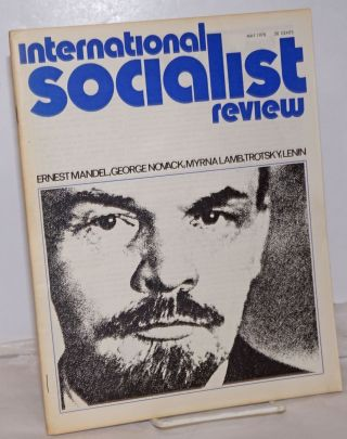 International Socialist Review [May 1970