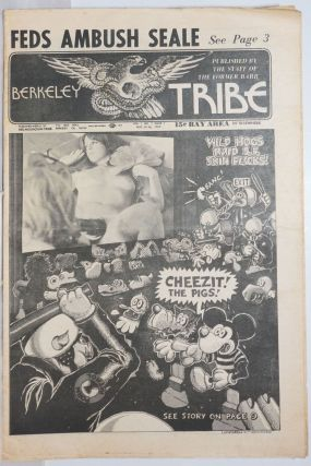 Berkeley Tribe: Vol. 1, No. 7 (#7), Aug 22-29, 1969. Red Mountain Tribe