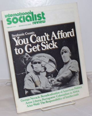 International Socialist Review [February 1974]. ed Les Evans