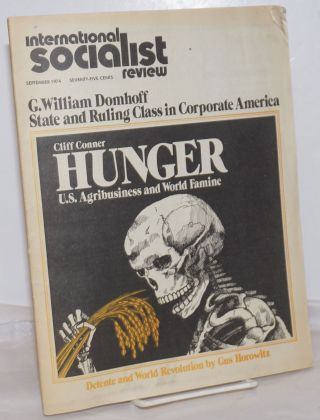 International Socialist Review [September 1974]. ed Les Evans