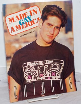 Made in Gay America Catalog: premiere issue 1993