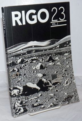 Rigo 23, Vol. 1. Mark Beasley, aka Ricardo Gouveia Rigo 23, art in, media