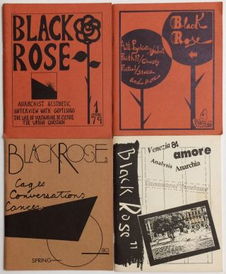 Black Rose [four issues