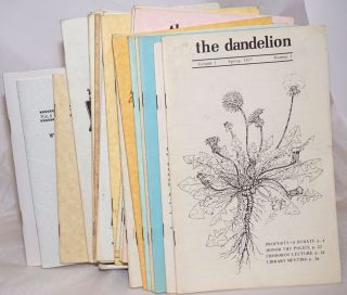 The Dandelion [20 issues