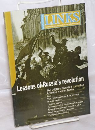 Links: international journal of socialist renewal [No. 28, July-September 2005