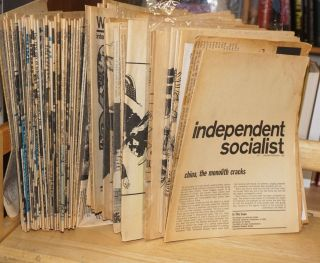 Independent Socialist/Workers Power. Hal Draper, ed Kim Moody