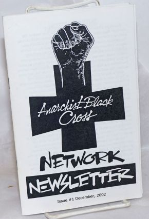 Anarchist Black Cross Network Newsletter. Issue #1, December 2002