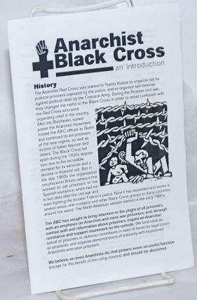 Anarchist Black Cross: An Introduction