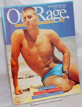 OutRage [originally GCN: Gay Community News] #56, January 1980: Getting Naked. Chris Dobney,...