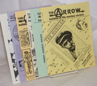 The Arrow: bulletin of the Mackay Society [6 issues