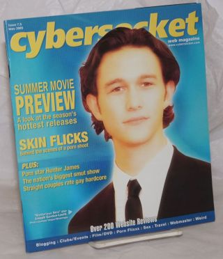 "Cybersocket Web Magazine: issue 7.5, May 2005; Summer Movie preview: ""Mysterious Skin"" Joseph..."