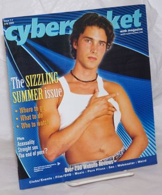 Cybersocket Web Magazine: issue 7.7, July 2005; Sizzling Summer. Patrick Neighly