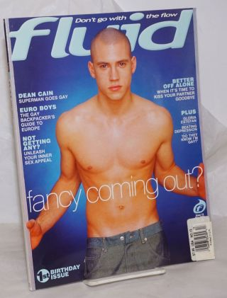 Fluid Magazine: #13, may 2001: Fancy coming out? Cary James, David G. Taylor, Marilyn D. Loukes...