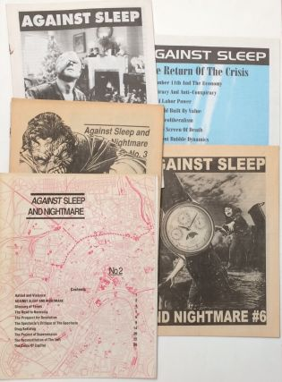 Against Sleep and Nightmare [6 issues