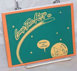 Long Tail Kitty: Outer Space! Lark Pien