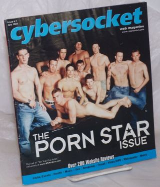 Cybersocket Web magazine: issue #6.7, July 2004; The Porn Star Issue