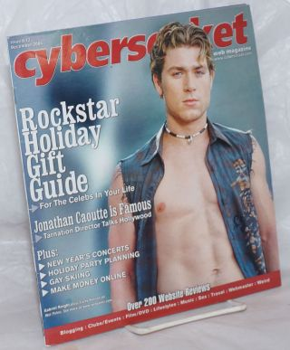 Cybersocket Web magazine: issue #6.12, December 2004; Rockstar Holiday Gift Guide