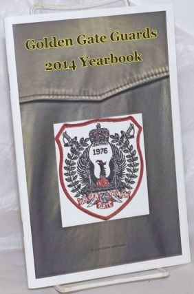 Golden Gate Guards 2014 Yearbook
