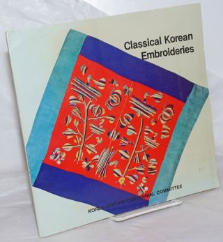Classical Korean embroideries