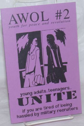 AWOL: Youth for Peace and Revolution. No. 2
