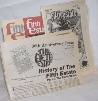 Fifth Estate [4 issues