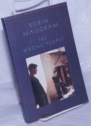 The Wrong People a novel. Robin Maugham, aka David Griffin