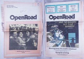 Open Road [2 issues