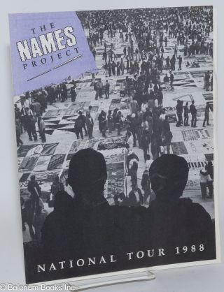 The NAMES Project: National Tour 1988
