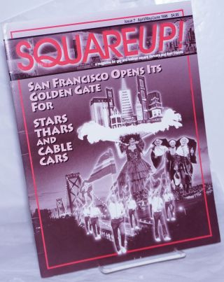 Squareup! a magazine for gay & lesbian square dancers & their friends; #7, Apr/May/Jun 1996: San...