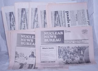 Nuclear News Bureau: citizens action for lasting security [10 issues