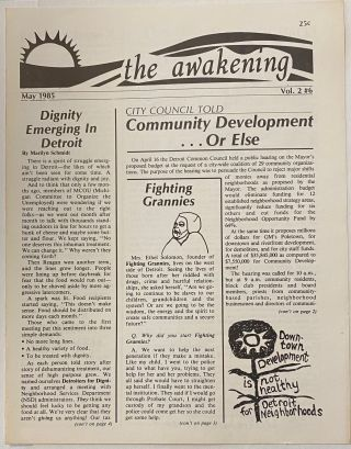 The Awakening. Vol. 2 no. 6 (May 1985