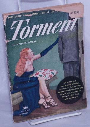 Torment [originally published as The Better Angel]. Richard Meeker