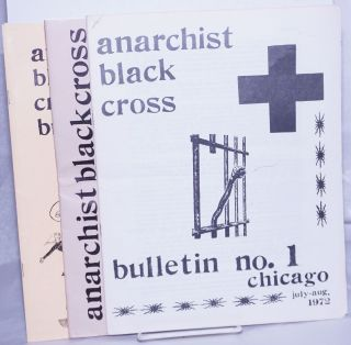 Anarchist Black Cross Bulletin [3 issues