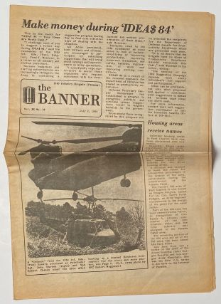 About Face! [GI movement newspaper disguised as an issue of The Banner, publication of the 193rd...
