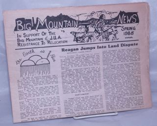 Big Mountain News. Spring 1985
