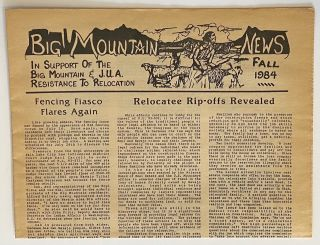 Big Mountain News. Fall 1984