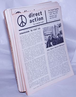 Direct Action for a nonviolent world