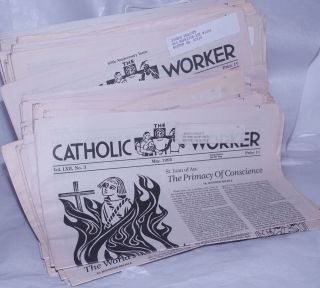 The Catholic Worker [78 issues]