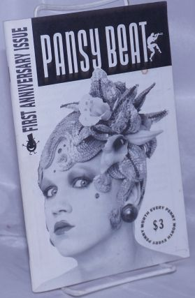 Pansy Beat: First anniversary issue. Michael Economy, Robert Clyde Anderson Michael Bartalos,...