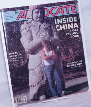 The Advocate: the national gay newsmagazine; #389, March 6, 1984; in two sections; Inside China;...