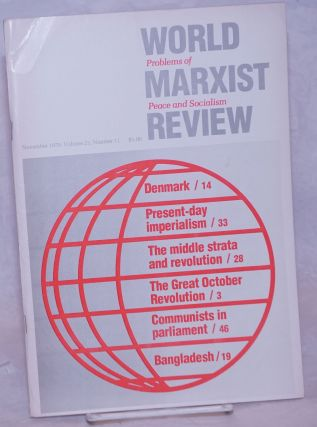 World Marxist Review: Problems of peace and socialism. Vol. 22, No. 11, 1979, Nov