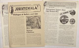 Guatemala! [three issues