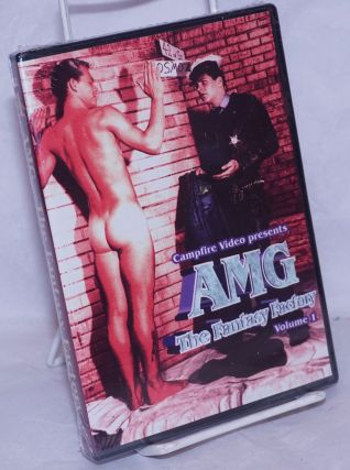 AMG: the Fantasy Factory [DVD] volume 1. Bob Mizer