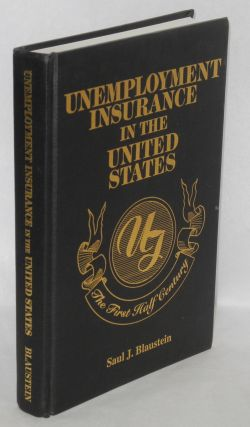 Unemployment insurance in the United States; the first half century. With Wilbur J. Cohen and...