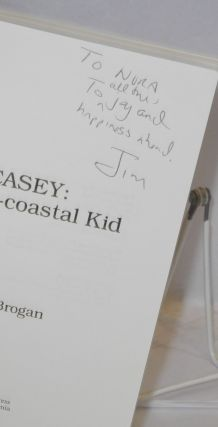 Casey: the bi-coastal kid