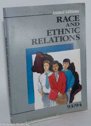 Race and ethnic relations 93/94. John A. Kromkowski