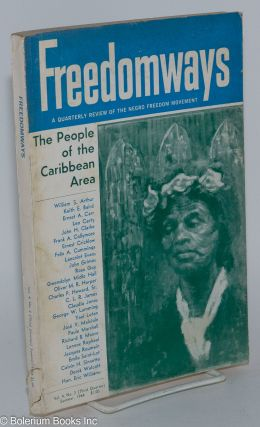 Freedomways, a quarterly review of the Negro freedom movement; third quarter, summer, 1964, vol....