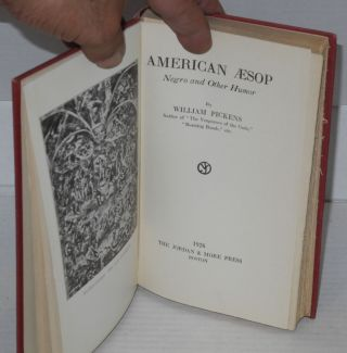 American Æsop; Negro and other humor