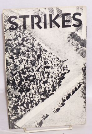 Strikes. With illustrations by Fred G. Cooper